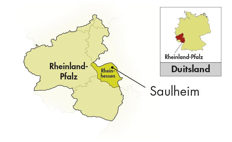 Weingut Thörle Rheinhessen Saulheimer Kalkstein Silvaner