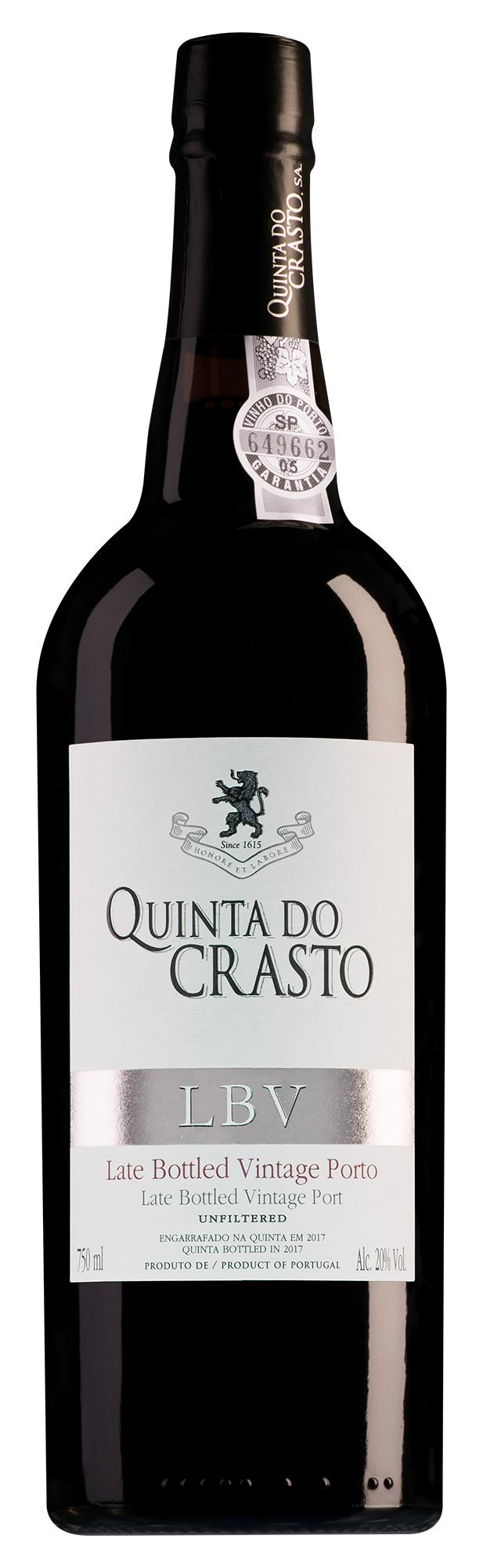 Quinta do Crasto Late Bottled Vintage Port
