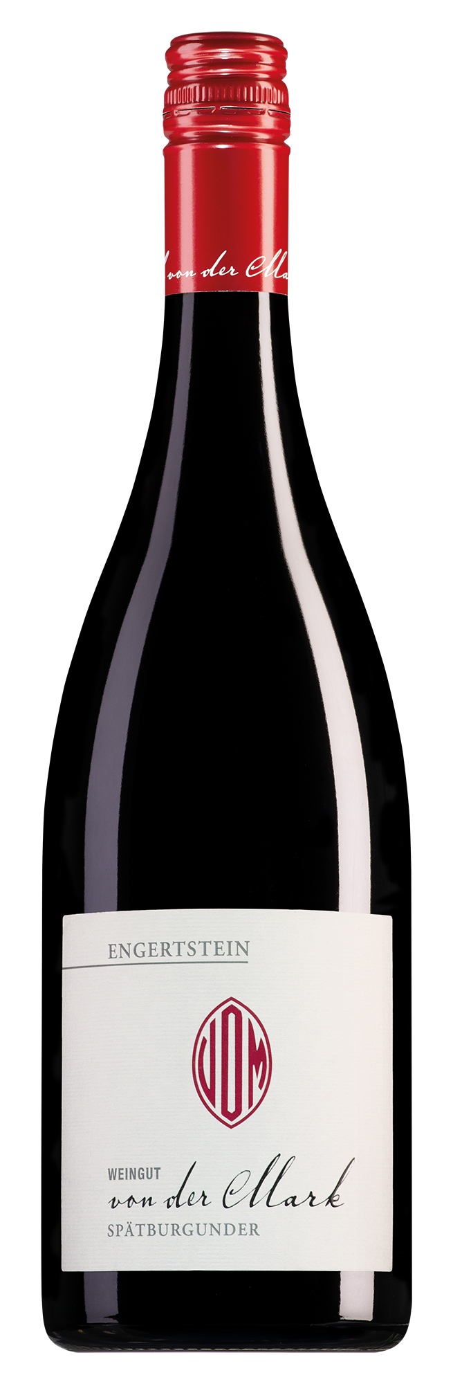 Weingut Jürgen von der Mark Baden Engertstein Spätburgunder