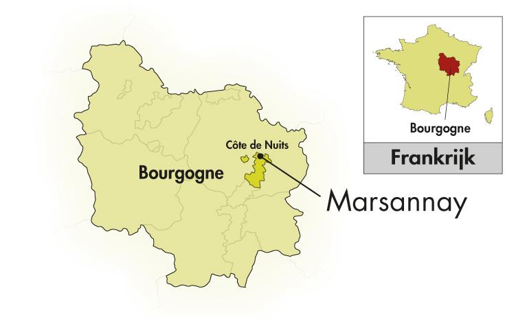 Domaine Huguenot Marsannay Héritage Rouge