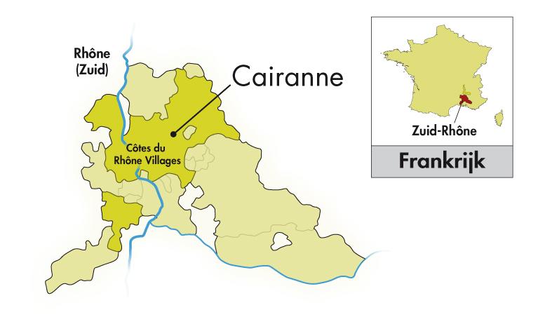 Domaine Alary Cairanne La Font d´Estévenas