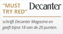 Decanter - Must try red